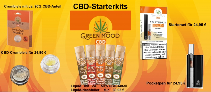 Green Mood CBD