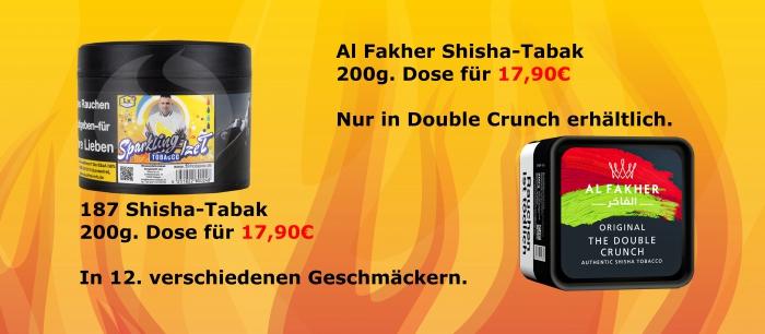 El Fakher / 187 tabak